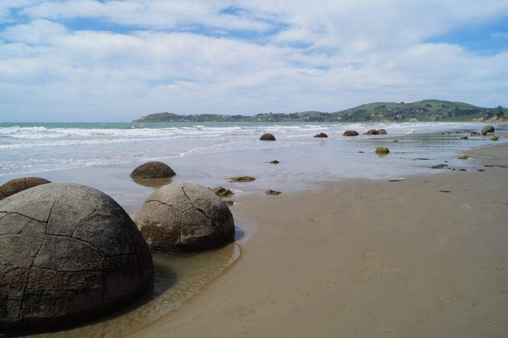 Tag 3 – Sonne & viele runde Steine