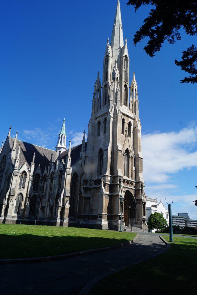 First Church of Otago in Dunedin