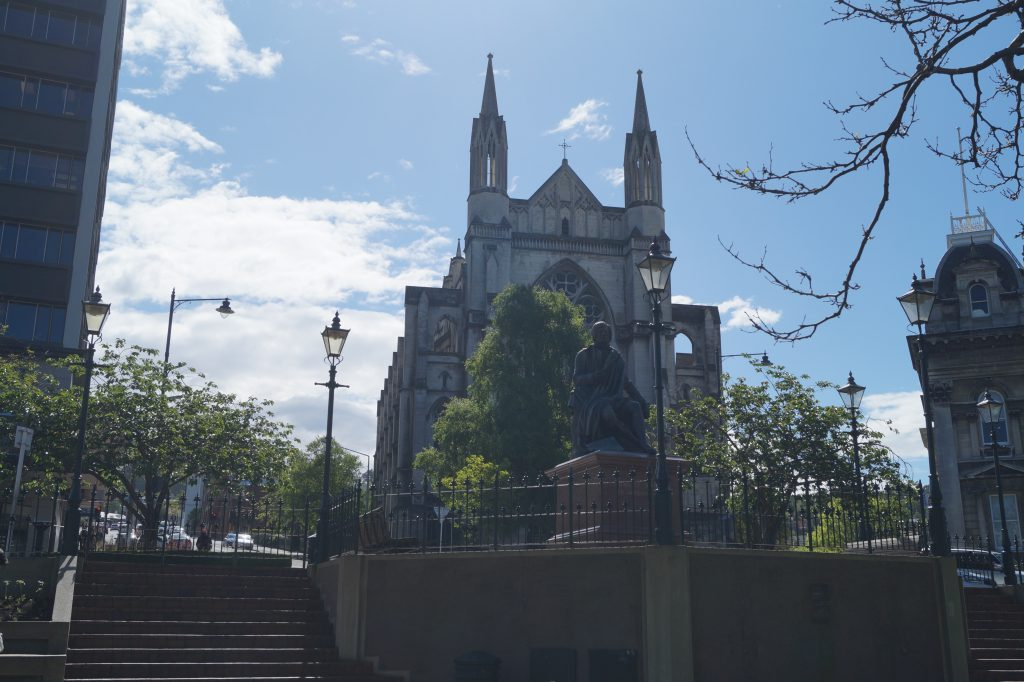 St. Paul's Cathedral in Dunedin