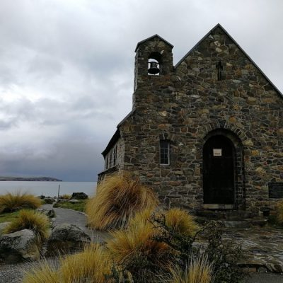 Tag 2 – Lake Tekapo & Hooker Valley Track