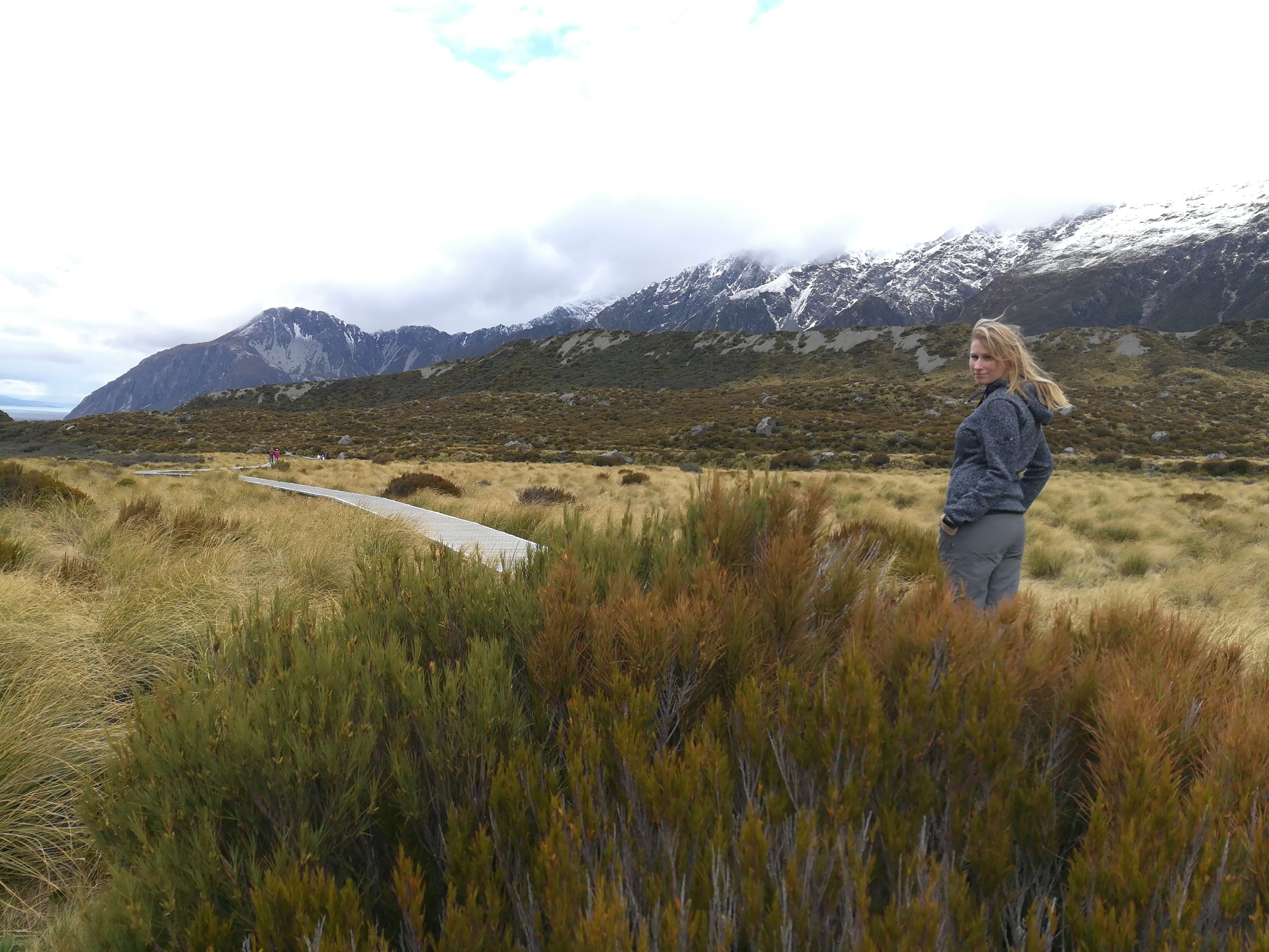 Der Hooker Valley Track, eines unserer Neuseeland Highlights auf der Südinsel