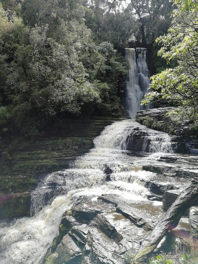 Die McLean Falls