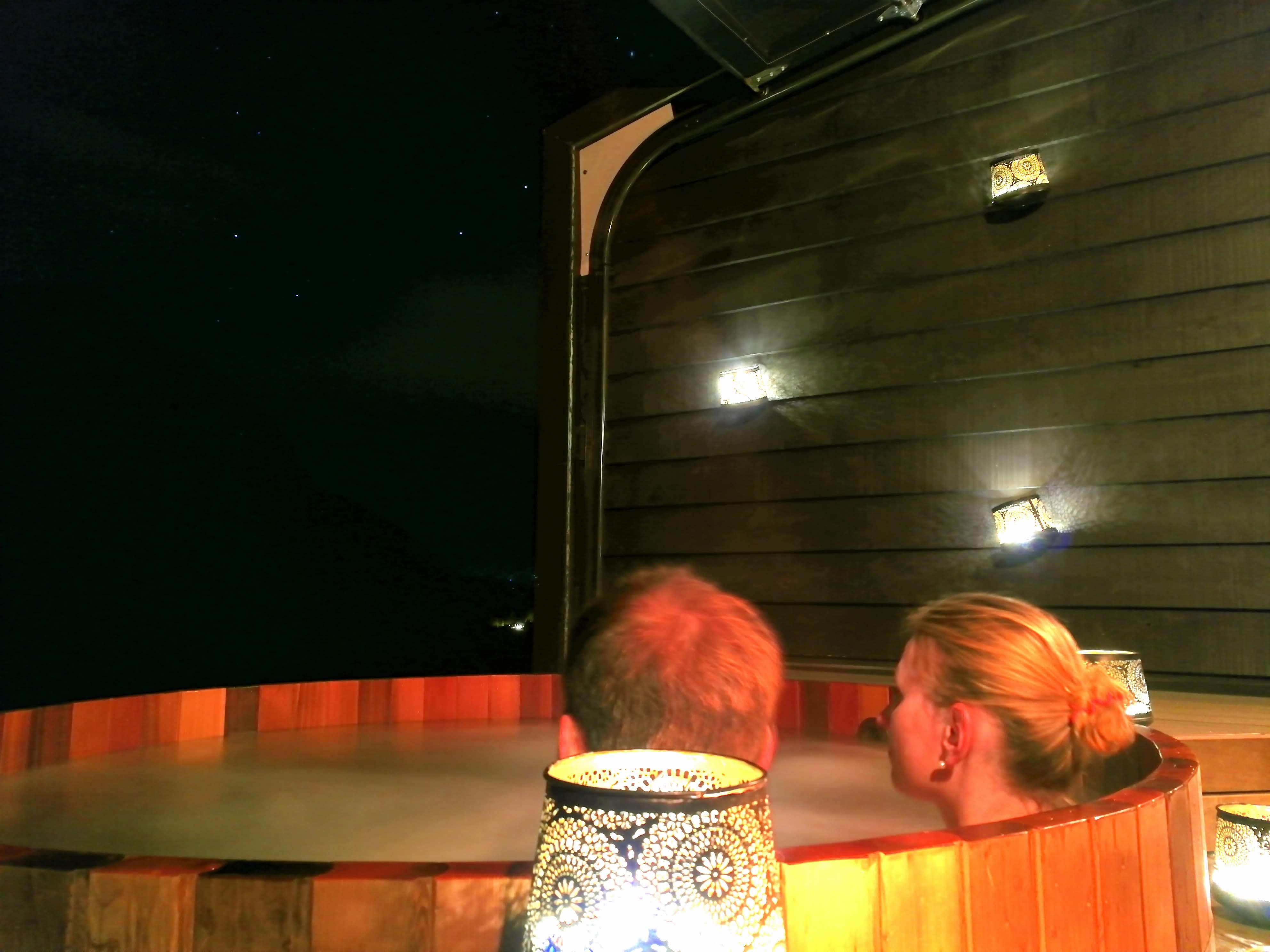 Entspannen in den Onsen Hot Pools
