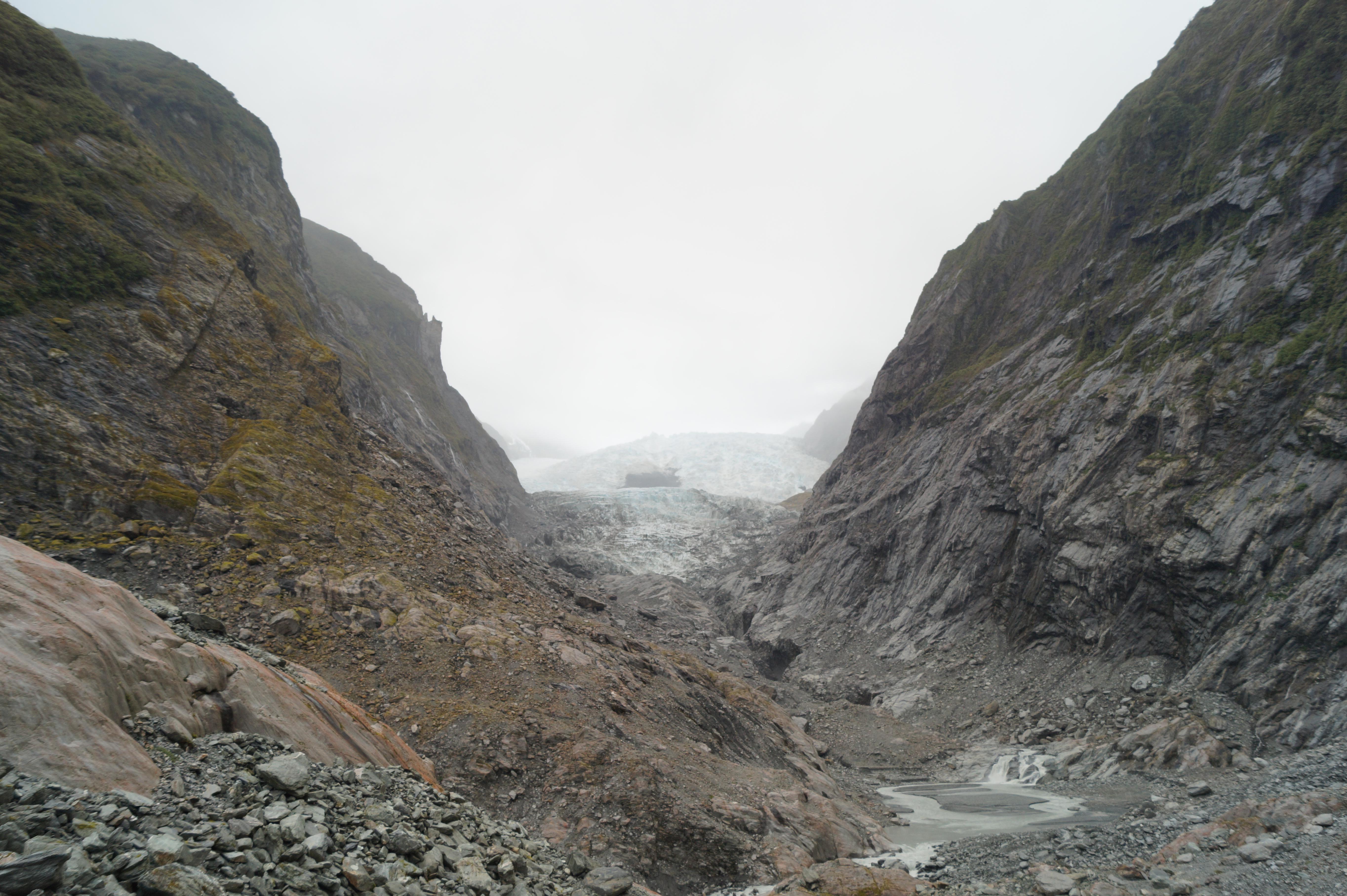 Der Franz Josef Glacier