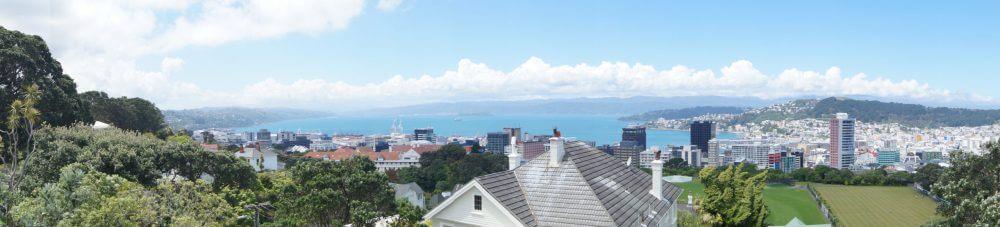 Tag 16 – Wellington in Neuseeland