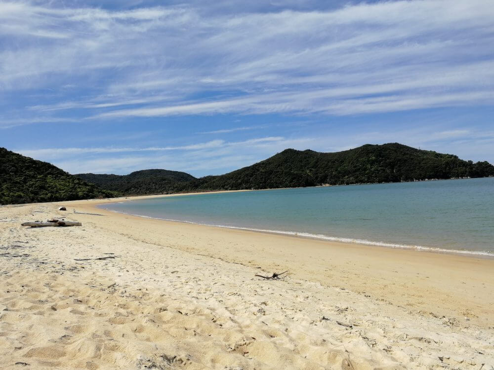 Tag 14 – Abel Tasman National Park in Neuseeland