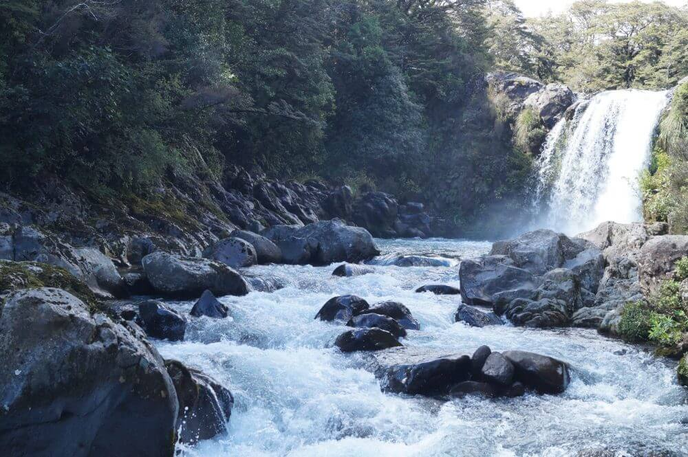 Unsere Neuseeland Reiseroute