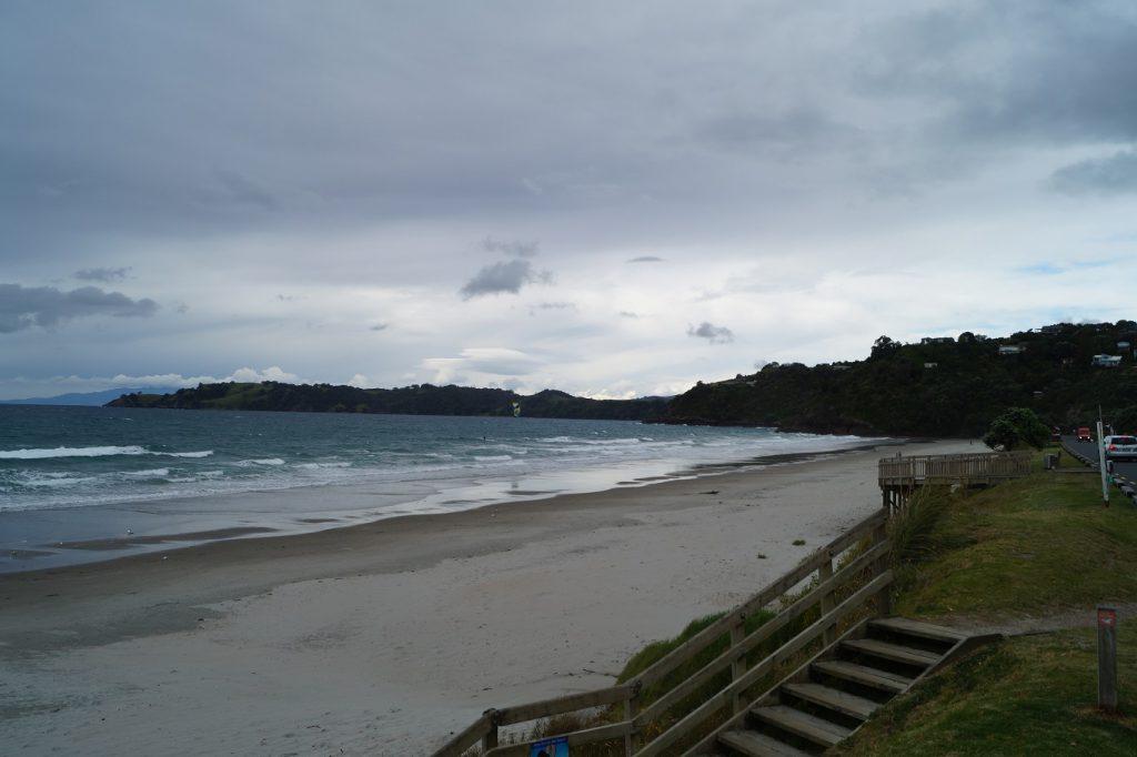Strand auf Waiheke Island