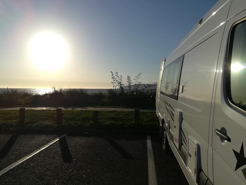 Camper Momente in Neuseeland
