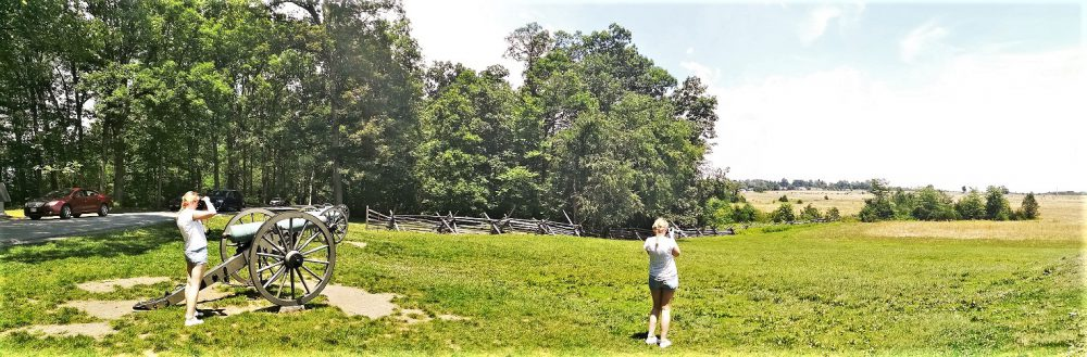Tag 4 – Washington D.C. und Gettysburg