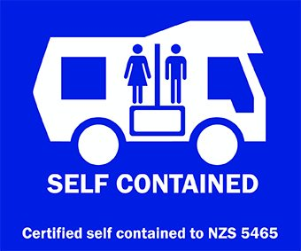 Self Contained Zertifikat Neuseeland