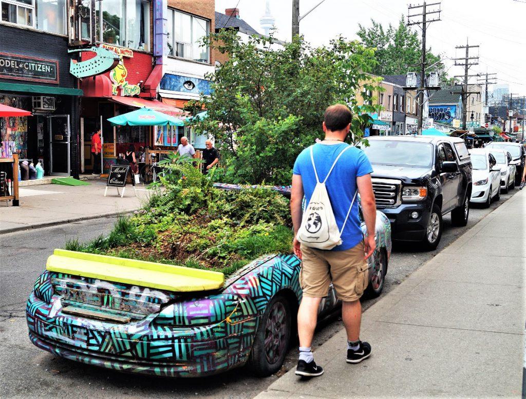 Garden Car in Toronto