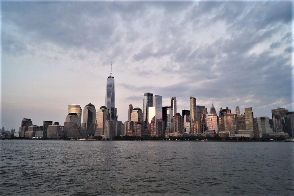 Die Skyline von Manhattan, eines unserer New York Highlights