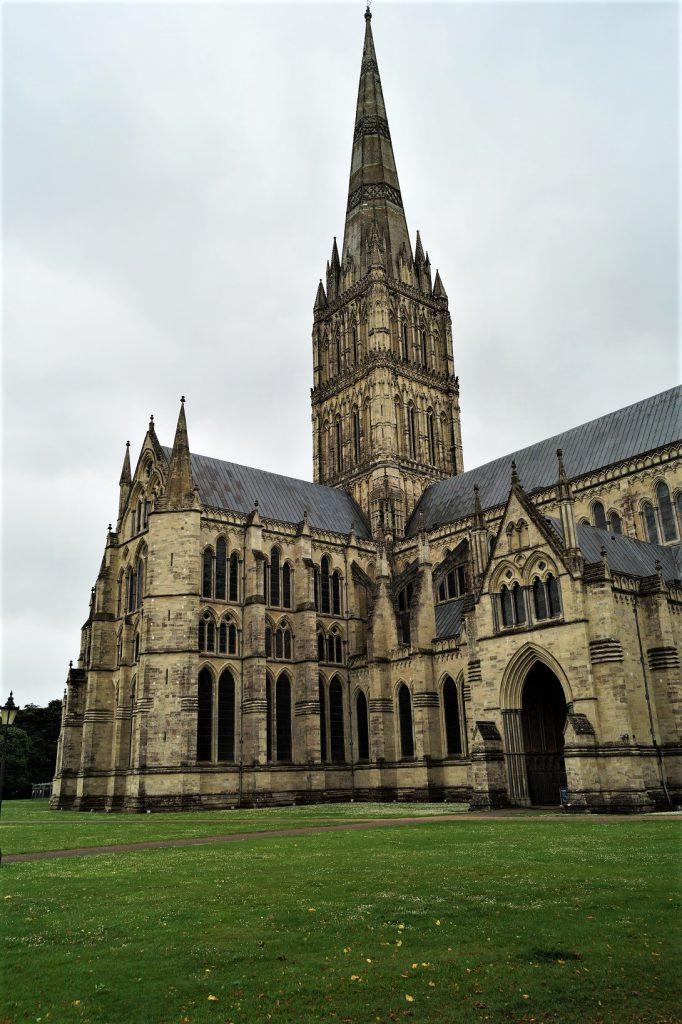Die Kathendrale von Salisbury in der nähe von Southampton