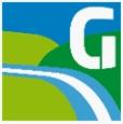 Grafensteige-Logo am Uracher Wasserfall