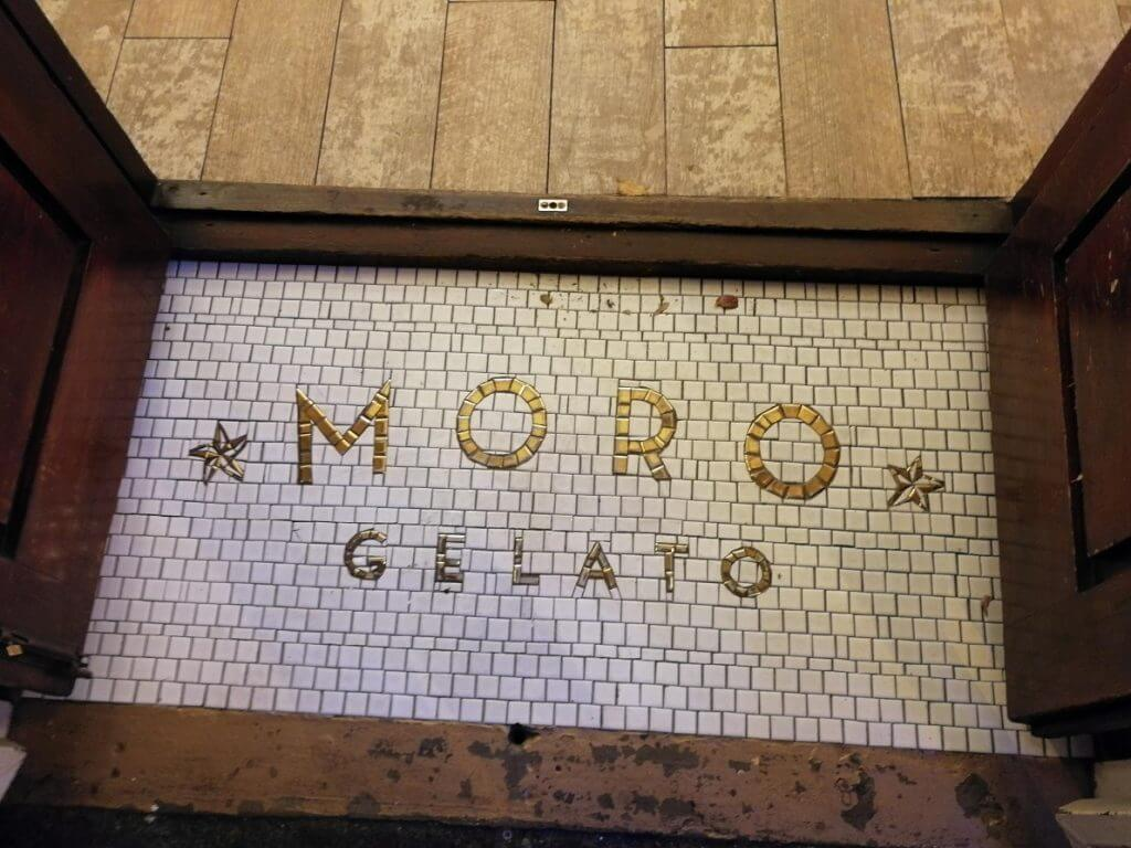 Moro Gelato