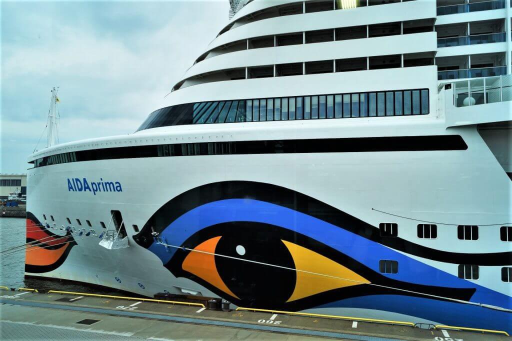 AIDA - 7 Tage mit AIDAprima durch die Nordsee