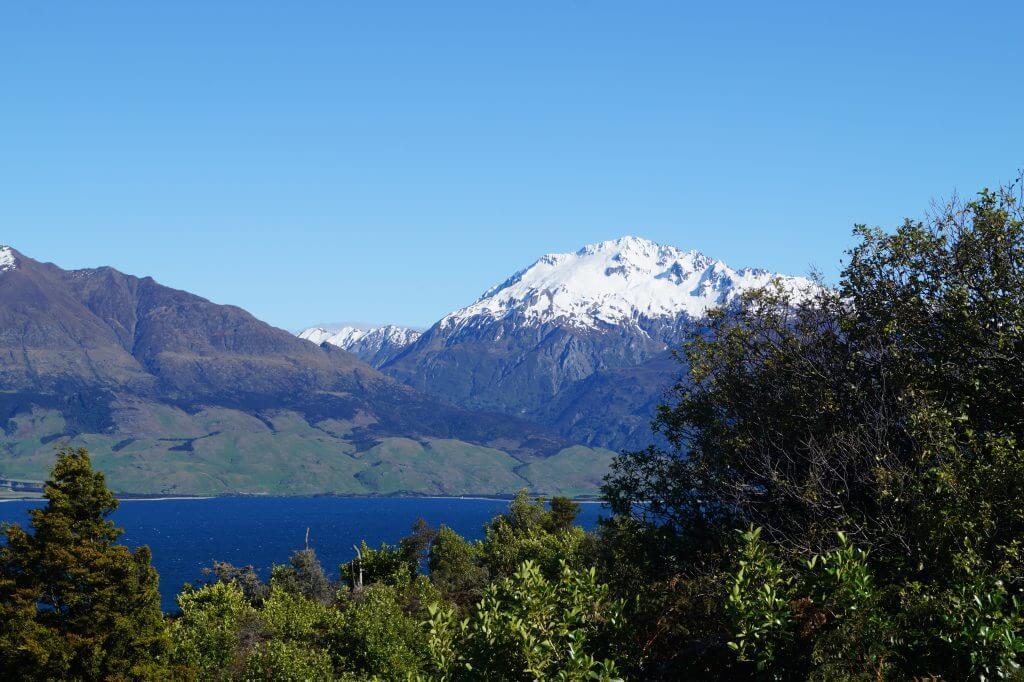 Lake Haewa auf dem Weg zum Franz Josef Gletscher