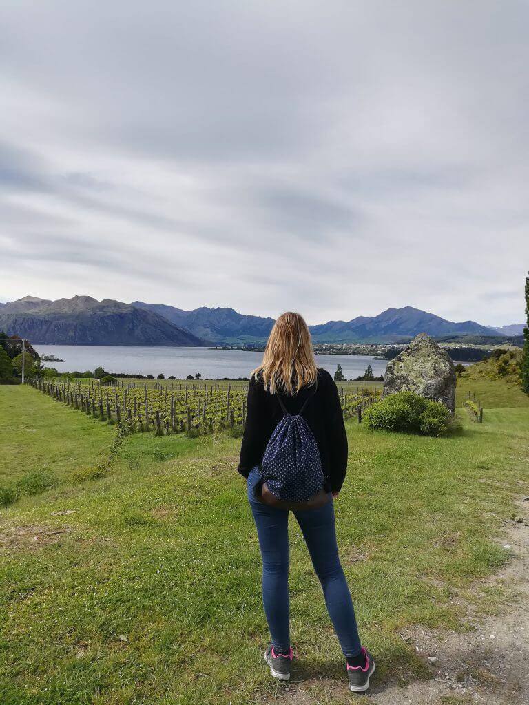 Blick auf den Lake Wanaka