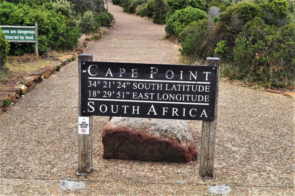 Cape Point am Kap der guten Hoffnung