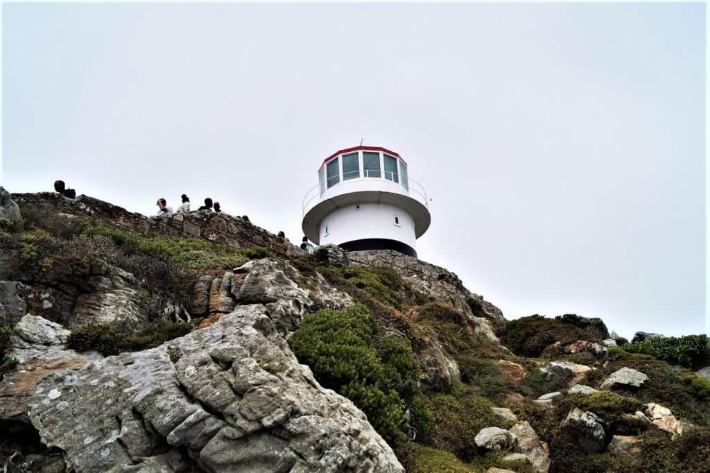 Der Leuchtturm am Kap der guten Hoffnung