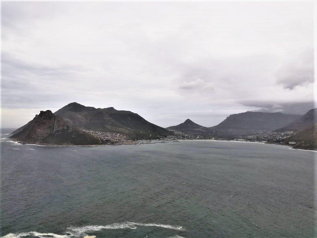 Chapmans Peak Drive auf dem Rückweg vom Kap der guten Hoffnung