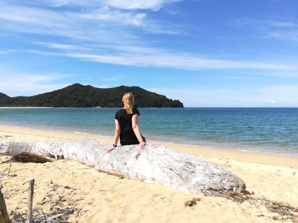 Strand im Abel Tasman