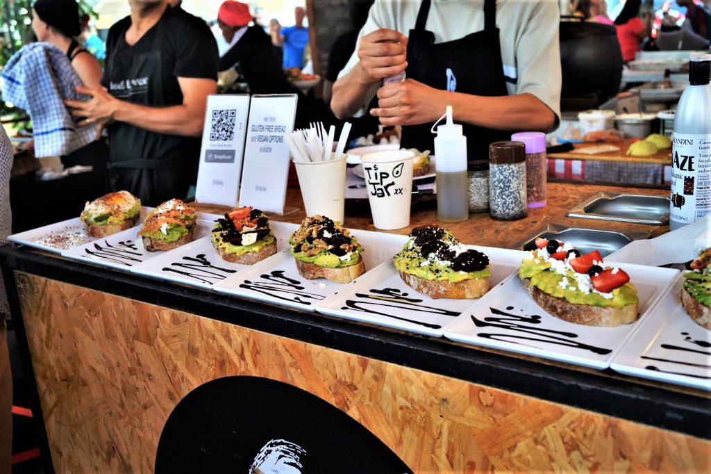Neighbourgoods Market - eines unserer Food Highlights